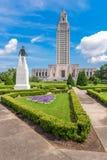 Capitol d'état de la Louisiane images stock