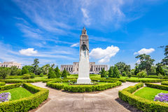 Capitol d'état de la Louisiane images libres de droits