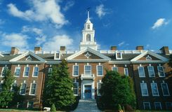 Capitol d'état du Delaware, photos stock