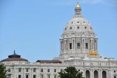 Capitol d'état du Minnesota à St Paul Images stock
