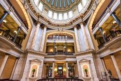Capitol d'état du Mississippi photographie stock libre de droits