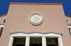 Capitol d'état du Nouveau Mexique, Photographie stock libre de droits