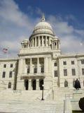 Capitol d'état du Rhode Island Image libre de droits