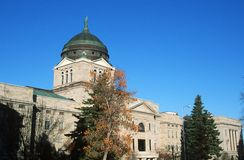 Capitol d'état du Montana, Photographie stock
