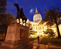 Capitol de Georgia State image libre de droits