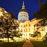 Capitol de Georgia State Fotografia de Stock Royalty Free