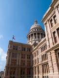 Capitol de l'état d'extérieur du Texas photos stock