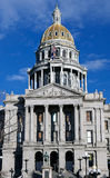 Capitol della condizione del Colorado Fotografia Stock Libera da Diritti