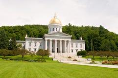 Capitol della condizione del Vermont fotografie stock
