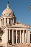 Capitol della condizione dell'Oklahoma Fotografia Stock Libera da Diritti
