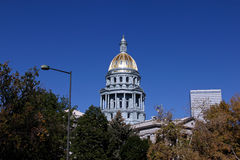 Capitol, Denver CO Stock Photography