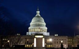 Capitol des USA Photographie stock