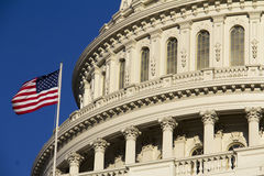 Capitol des USA Photo stock
