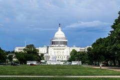 Capitol des USA dans le Washington DC Images stock