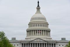 Capitol des USA dans le Washington DC Photos stock