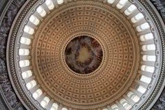 Capitol des USA rotunda photo libre de droits