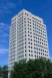 Capitol do estado de North Dakota fotos de stock royalty free