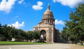 Capitol do estado de Texas, Austin fotos de stock royalty free