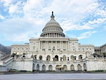 The Capitol Dome, Washington D.C. July 2017. The Capitol Dome in Washington D.C. July Royalty Free Stock Photography