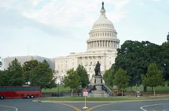 The Capitol Dome, Washington D.C. July 2017. The Capitol Dome in Washington D.C. July Stock Photography