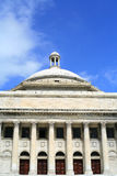 Capitol du Porto Rico image stock