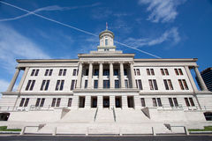 Capitol du Tennessee Images stock