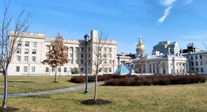 Capitol Grounds royalty free stock photos