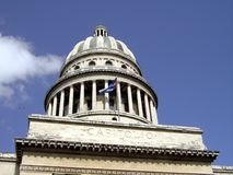 Capitol in Havana Stock Photography