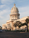 Capitol in Havana, Cuba Royalty Free Stock Photography