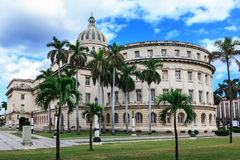 Capitol in Havanna Royalty Free Stock Photography