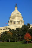 Capitol Hill. Beautiful Capitol Hill on a crisp fall day Royalty Free Stock Image