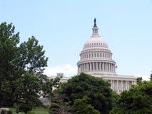 Capitol Hill Fotos de archivo libres de regalías