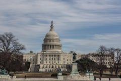 Capitol Hill Imagen de archivo