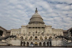 Capitol Hill Foto de archivo