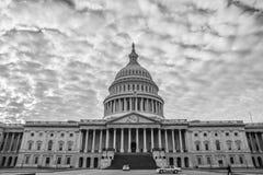 Capitol Hill Foto de archivo libre de regalías
