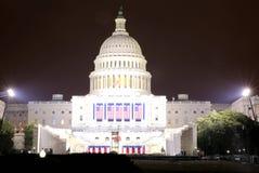 Capitol Hill Fotografía de archivo libre de regalías