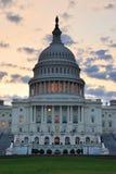 Capitol Hill Building, Washington DC Stock Photos