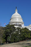 Capitol Hill Building Royalty Free Stock Photography