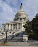 Capitol Hill Building Royalty Free Stock Photo
