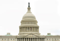 Capitol Hill Dome Stock Photo