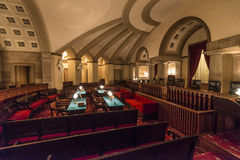 Capitol Hill interior foto de archivo libre de regalías