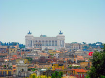 Capitol hill in Rome. Stock Photos