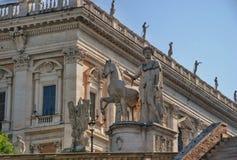 Capitol hill, Rome, Italy Stock Photo