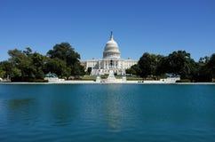 Capitol Hill, Washington, C.C Photo stock