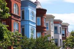 Capitol Hill, Washington Royalty Free Stock Photo