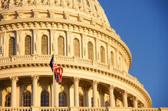 Capitol Hill Royalty Free Stock Photography