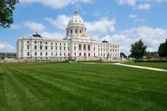 Capitol historyczny budynek Obraz Royalty Free