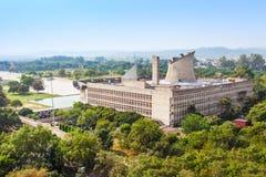 Capitol kompleks, Chandigarh zdjęcia stock