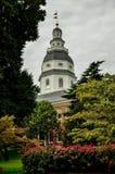 Capitol kopuła zdjęcie royalty free