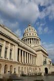 capitol kubański frontowy krajowy południowy widok Zdjęcie Stock